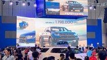 Ford Ranger Raptor vừa ra mắt tại VMS 2018 bất ngờ giảm giá 'sốc' vì lỗi đánh máy