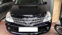 Cần bán Nissan Tiida 1.6 AT 2008, màu đen, xe nhập
