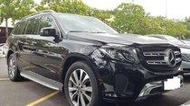 Bán Mercedes GLS400 4Matic sản xuất 2017, màu đen, nhập khẩu Mỹ, biển Hà Nội