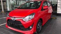Đại Lý Toyota Thái Hòa Từ Liêm bán Toyota Wigo 1.2MT 2018, sẵn xe, đủ màu, giao ngay, nhiều quà tặng, LH 0964898932
