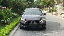 Bán xe Mercedes - Benz E250, màu đen, nội thất nâu