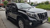 Bán ô tô Toyota Prado sản xuất 2016 màu đen, 2 tỷ 170 triệu nhập khẩu