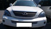 Cần bán Lexus RX400H Hybird màu trắng/kem, sản xuất 12/2008, đăng ký 2009 biển Hà Nội