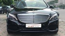 Cần bán Mercedes C250 Exclusive đời 2015, màu đen