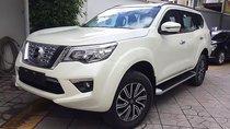 Bán ô tô Nissan Terra V 2.5 AT 2WD đời 2018, màu trắng, nhập khẩu