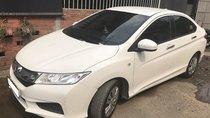 Cần bán xe Honda City 2016, màu trắng, số sàn, tiết kiệm xăng