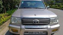 Bán ô tô Toyota Land Cruiser GX năm 2001, màu phấn hồng, chính chủ