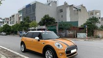 Cần bán gấp trả nợ xe Mini Cooper đời 2016, màu vàng, tự động full option