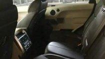 Bán LandRover Range Rover đời 2015, màu đen, nhập khẩu