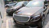 Bán Mercedes C250 Exclusive đăng kí 2018 nâu đen, LH 0934299669