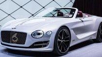 Xe điện Bentley ra mắt năm 2025 dùng nền tảng Porsche Taycan