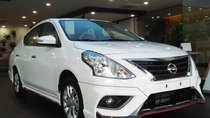 Bán xe Nissan Sunny giá sốc tặng 40tr + bộ PK 10tr