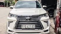 Trào lưu độ xe bình dân Toyota Fortuner lên thành xe sang Lexus LX570