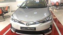 Bán Toyota Corolla Altis 1.8E CVT đời 2019, màu bạc