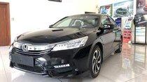 Cần bán Honda Accord sản xuất năm 2018, màu đen, xe nhập