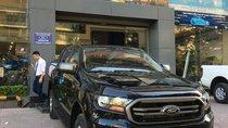 Cần bán Ford Ranger XLS AT 2.2 đời 2018, màu đen, nhập khẩu