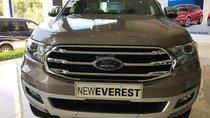 Bán Ford Everest 2.0L Single Turbo 4x2 đời 2018, nhập khẩu nguyên chiếc, hỗ trợ 90%, giao xe nhanh chóng
