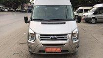 Bán Ford Transit đời 2014, xe du lịch, máy nguyên, nội thất đẹp, dàn lốp mới cứng