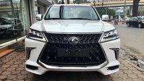 MT Auto bán xe Lexus LX570S Super Sport sx 2018, màu trắng, xe nhập khẩu Trung Đông, giá tốt - LH: Em Hương: 0945392468