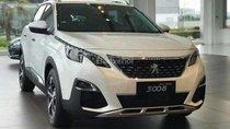 Bình Dương Peugeot 3008 2019 - tặng bảo hiểm vật chất thân xe 18 triệu, gói bảo dưỡng xe 40 triệu - giao xe liền