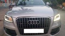 Bán Audi Q5 2.0T Quattro màu bạc/ kem, model 2014 nhập khẩu Đức, biển Hà Nội