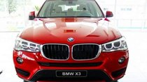 Bán ô tô BMW X3 đời 2018, màu đỏ, xe nhập