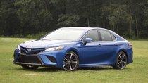 Top 10 xe sedan ăn khách nhất tại Mỹ: Toyota Camry giữ vững ngôi vương
