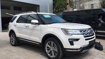 Ford Explorer mới 100%, nhập Mỹ, giá cực tốt, khuyến mãi lớn, hỗ trợ trả góp 80%- LH: 033.613.5555