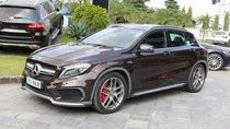 Bán Mercedes GLA45 AMG đăng kí 2018 nâu, nhập khẩu 0934299669, xuất hóa đơn cao