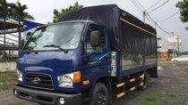 Bán xe Hyundai New Mighty 75S thùng mui bạt, khuyến mãi lên đến 20 triệu đồng, hỗ trợ giao xe toàn quốc
