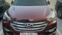 Bán Hyundai Santa Fe sản xuất năm 2017, màu đỏ chính chủ