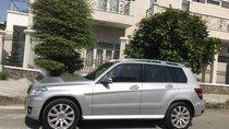 Bán xe Mercedes GLK 300 4Matic 2009, màu bạc, giá tốt