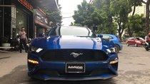 Ford Mustang 2018, màu xanh cực độc, xe đua đường phố - call 0979.87.88.89