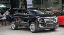 Cadillac Escalade Platinum 2019, màu đen, nhập khẩu Mỹ, xe mới 100%