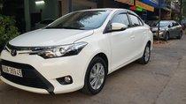 Bán Toyota Vios 1.5G đời 2017, màu trắng