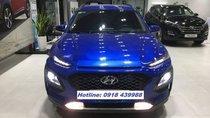 Cần bán xe Hyundai Kona đời 2018, màu xanh lam
