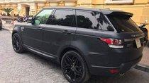 Bán ô tô LandRover Range Rover Sport đời 2013, màu đen, xe nhập chính chủ