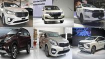 Những mẫu MPV tốt nhất năm 2019 cho khách Việt: Mitsubishi Xpander đáng chọn!