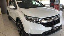 Cần bán Honda CR V 2018, màu trắng, nhập khẩu nguyên chiếc, mới 100%