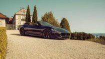 Ngắm bản độ Maserati GranCabrio 477 mã lực của Pogea Racing