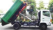 Bán xe chở rác thùng rời 9 khối