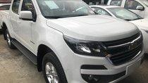 Trả trước 125 triệu nhận ngay bán tải 5 chỗ tự động 1 cầu Colorado trắng, lh: 0945 307 489 - Ms Huyền Chevrolet