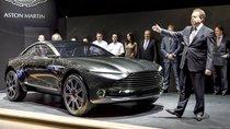 'Tân binh' Aston Martin DBX sẽ trình làng vào quý IV/2019