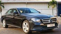 Giá xe Mercedes-Benz E250 niêm yết không thay đổi trong tháng 4/2019