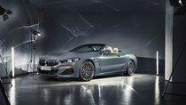 BMW 8-Series Convertible 2019 khoe thiết kế tuyệt đẹp dưới ánh đèn studio