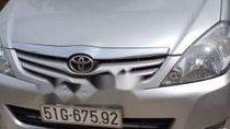 Cần bán gấp Toyota Innova năm 2010, màu bạc, giá chỉ 410 triệu
