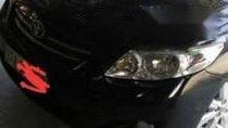 Bán Toyota Corolla altis đời 2010, màu đen, giá tốt