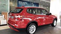 Bán xe BMW X3 xDrive20i đời 2017, màu đỏ, nhập khẩu