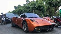 Chiêm ngưỡng những siêu xe gần trăm tỷ đồng của đại gia Việt