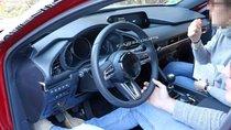 Sau ngoại thất, Mazda 3 2019 tiếp tục rò rỉ nội thất